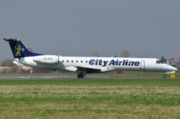 SE-RAC  EMB145LR  City Airline