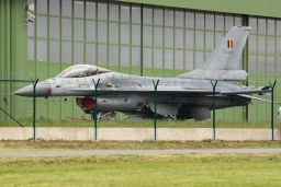 FA-129  F-16AM Belgian Air Force