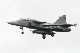 9819 Saab 39D Gripen Czech Air Force