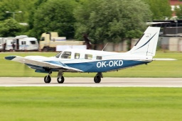 OK-OKD  Piper PA-34-220T  AWAS AIR