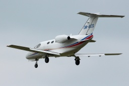 OM-AES Cessna 510 Private Cessna Citation Mustang
