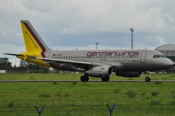 D-AGWR A319-132  Germanwings