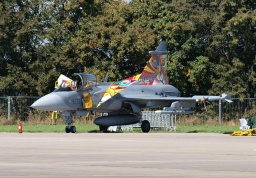 Saab JAS-39C Gripen 9238 (Cezch Air Force)