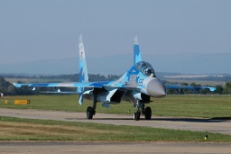 "Suchoj Su-27UB ""Flanker-C"" 69 (Ukrainian Air Force)"