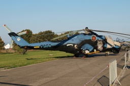 "Mil Mi-24V ""Hind-E"" 7353 (Czech Air Force)"