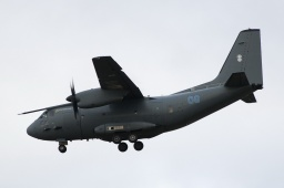 06  C-27J Spartan  Lithuanian Air Force