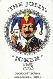 The Jolly Joker (červený)