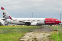 LN-NOQ B737-86N  Norwegian Air Shuttle