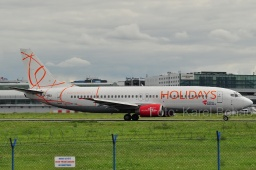 OK-WGX   B737-436  Holidays Czech Airlines
