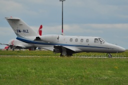 OM-HLZ Cessna 525 Private