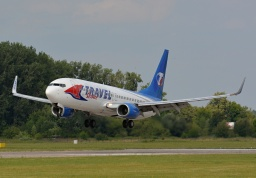 Boeing 737-8AS OK-TSL (Travel Service)
