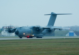 Airbus A400M Atlas ZM402 (Royal Air Force)
