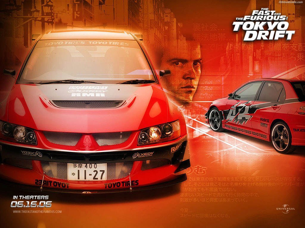 Fast and Furious Tokio drift