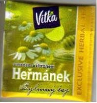 Vitka - Exclusive herbal tea - Heřmánek