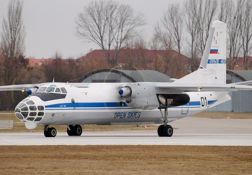 AN-30B Russia Air Force