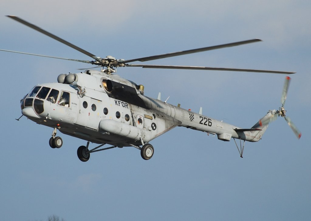 Mil Mi-17-1(Sh) CROATIA AIR FORCE