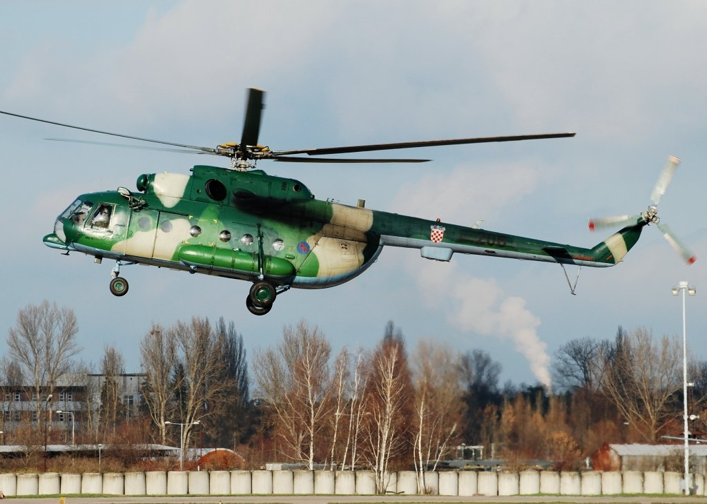 Mil Mi-8-MTV-1 CROATIA AIR FORCE