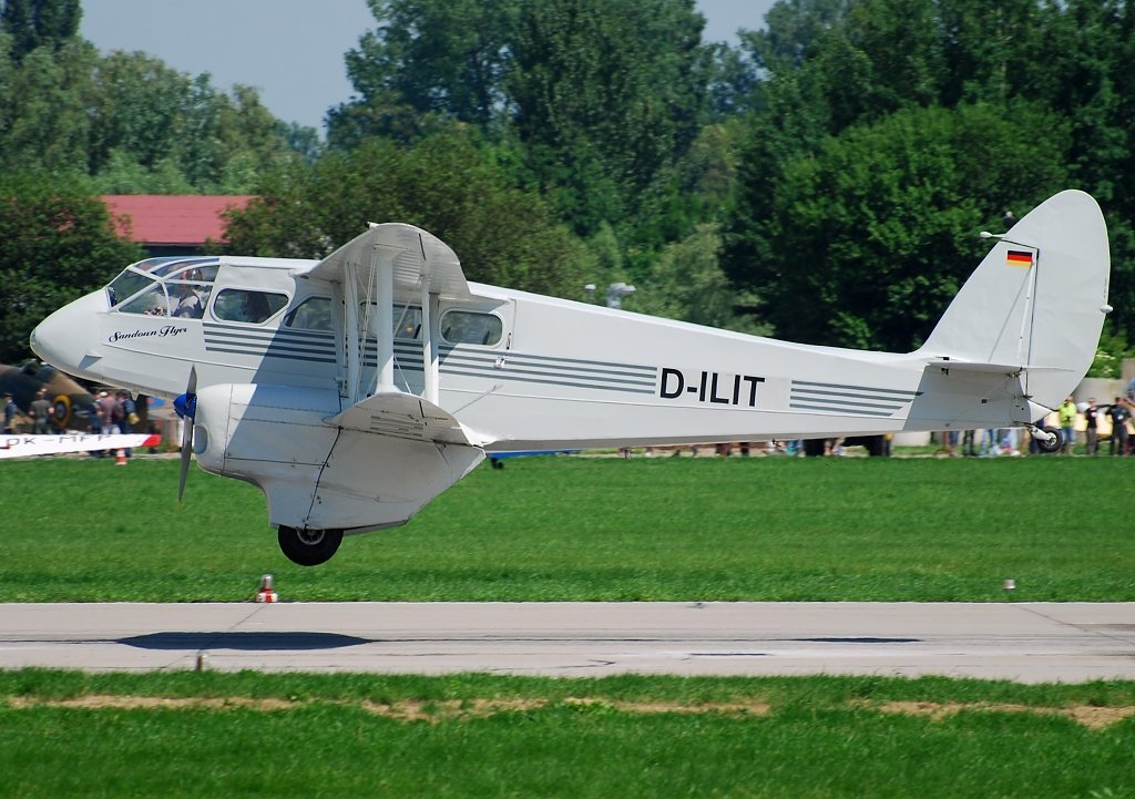 DH-89A Private