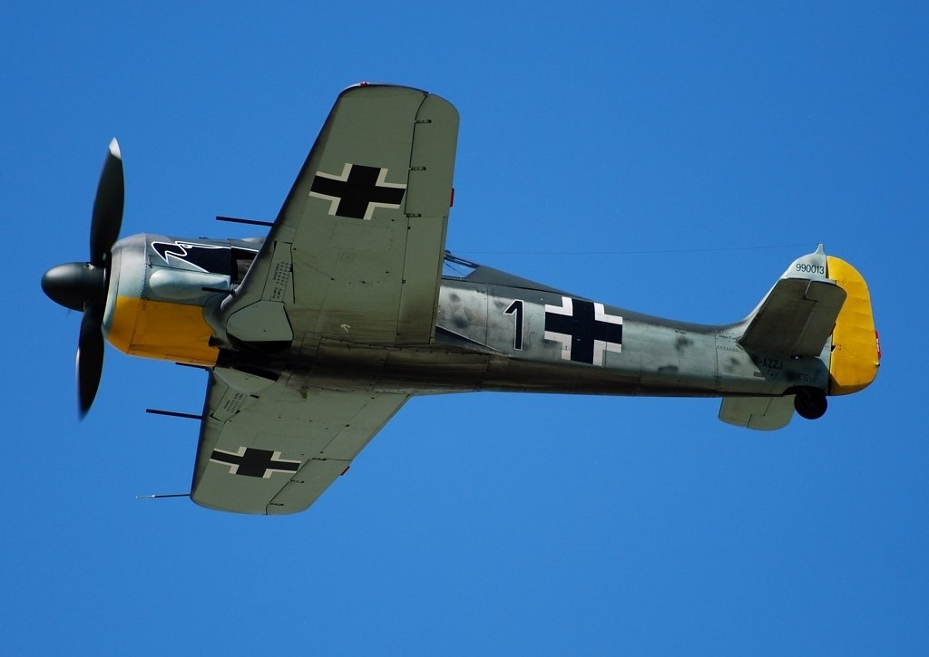 Focke-Wulf 190A8/N Private