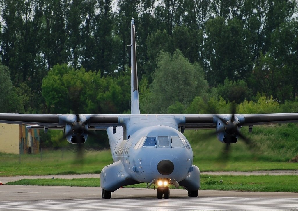 C-295M POLAND AIR FORCE