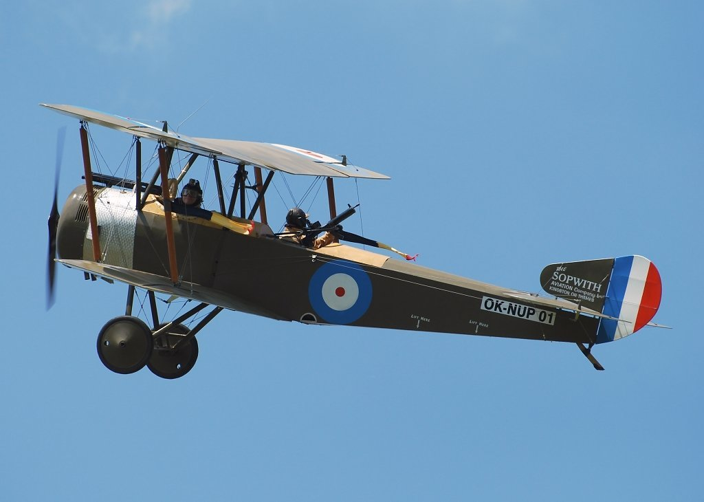 ULL (Sopwith Strutter)  Private