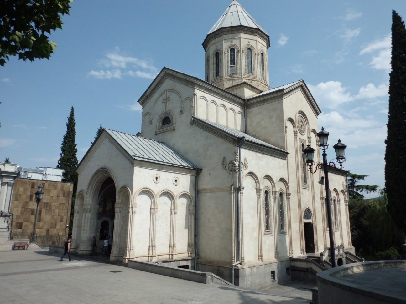 Kashveti Church