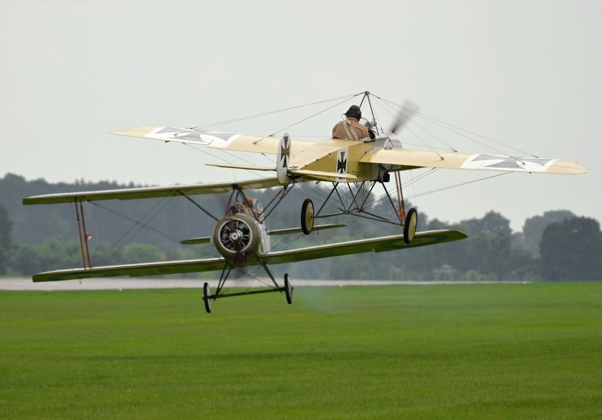 ULL (Fokker E.III) PrivateOK-OUP01