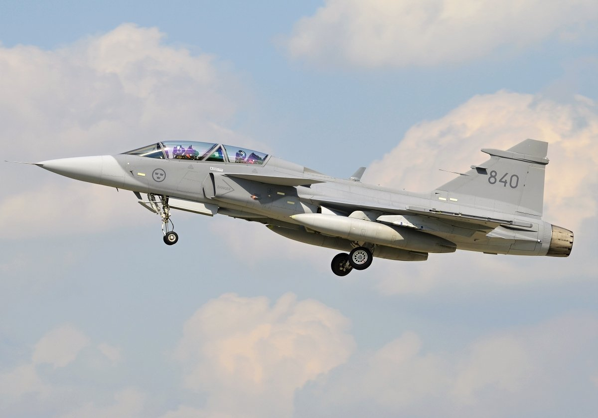 Saab 39C Gripen   Swedish Air Force     39840