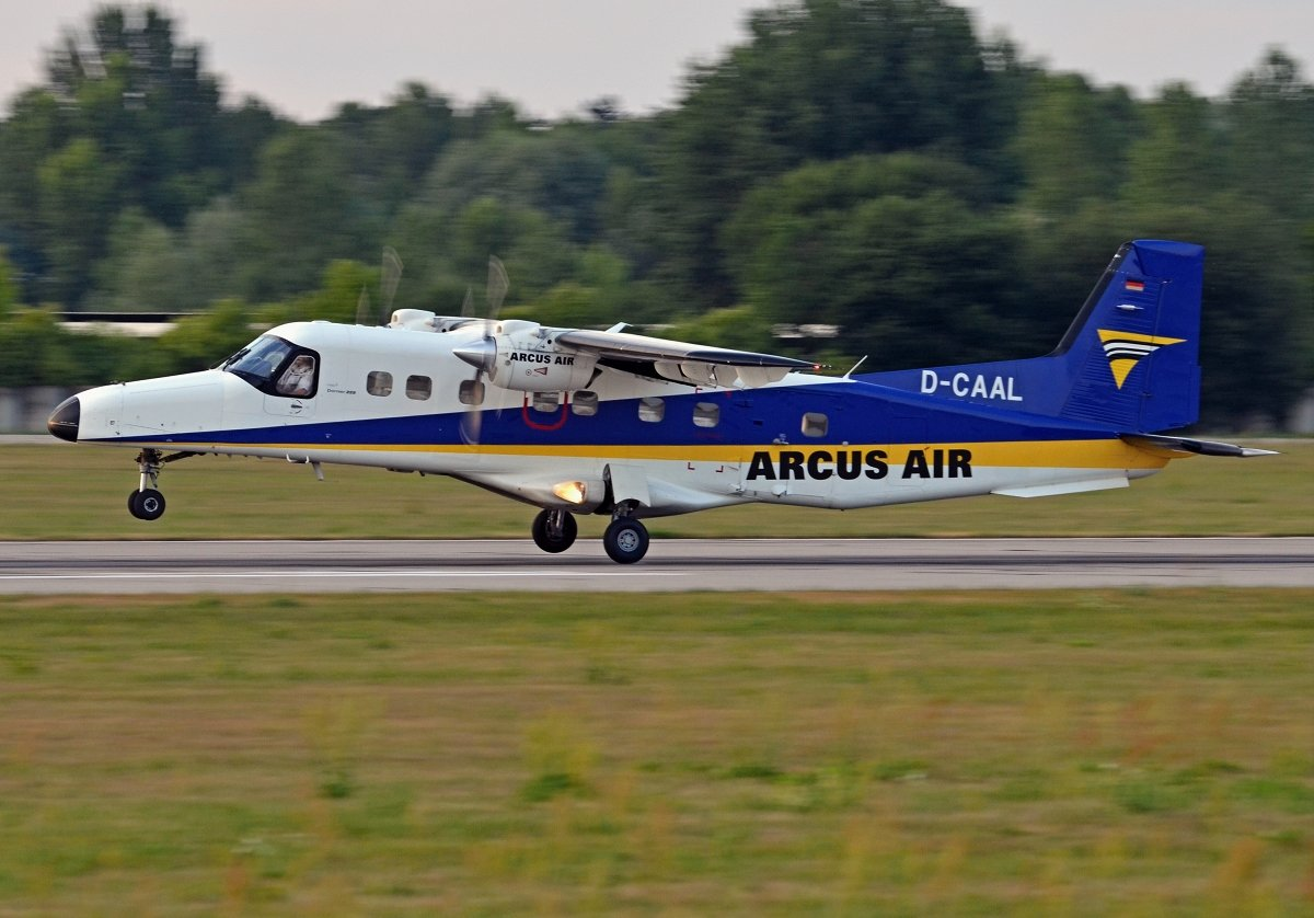Dornier DO-228-202K  Arcus Air  D-CAAL